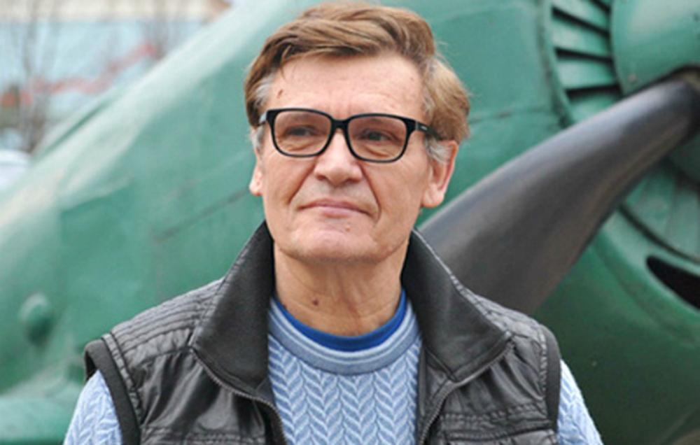 Наш друг — Борис Токарев